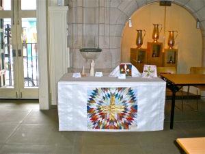 altar frontal - 1
